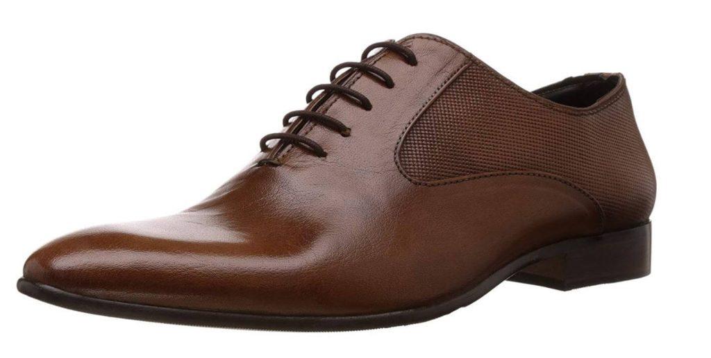 Alberto Torresi Men's Leather Formal Shoes images