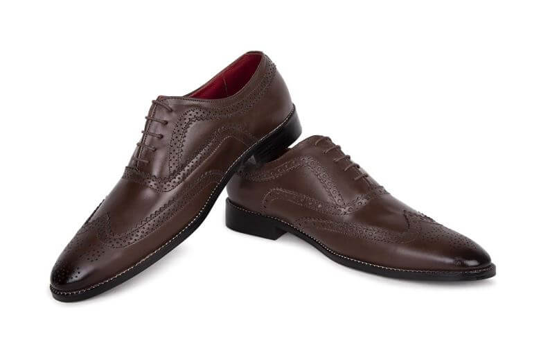 LOUIS STITCH Luxury Leather Men's Formal Shoes image